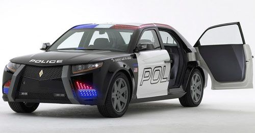 5 New Police Cars to Replace the Ford Crown Victoria - Cop Cars - Popular Mechanics