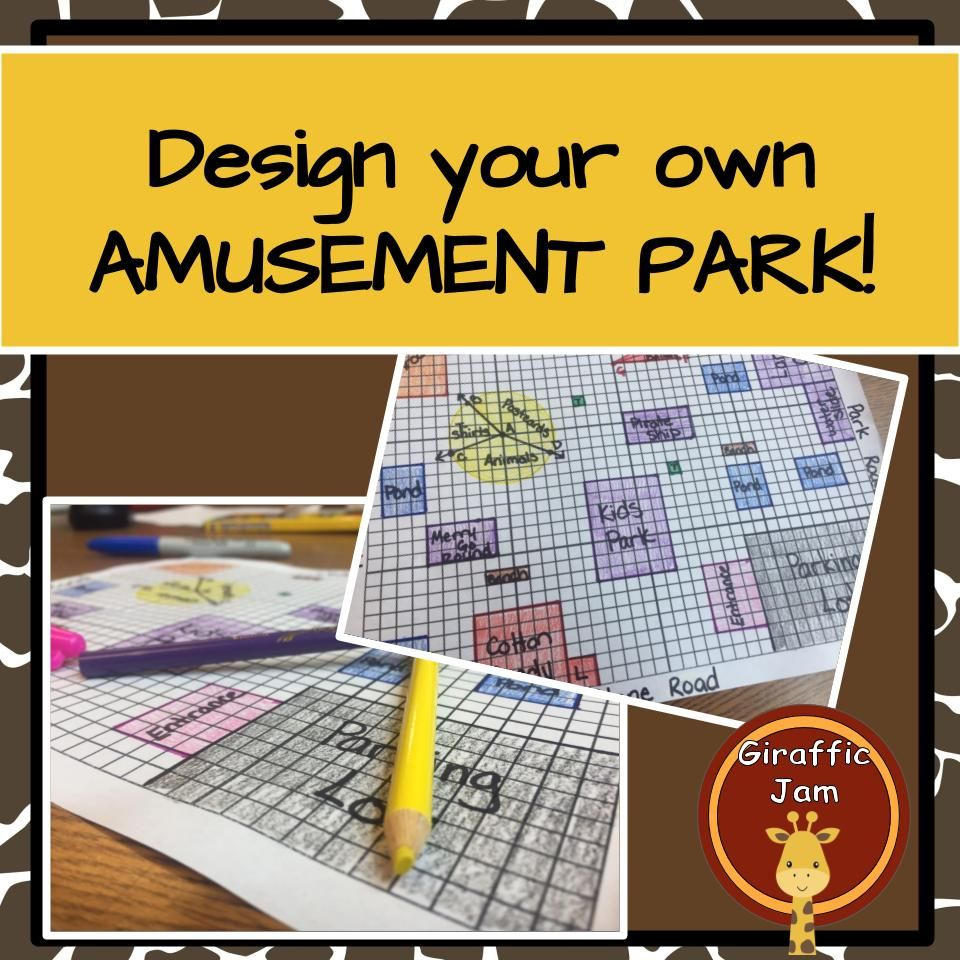 4th Grade Geometry Measurement And Data Review Project Project