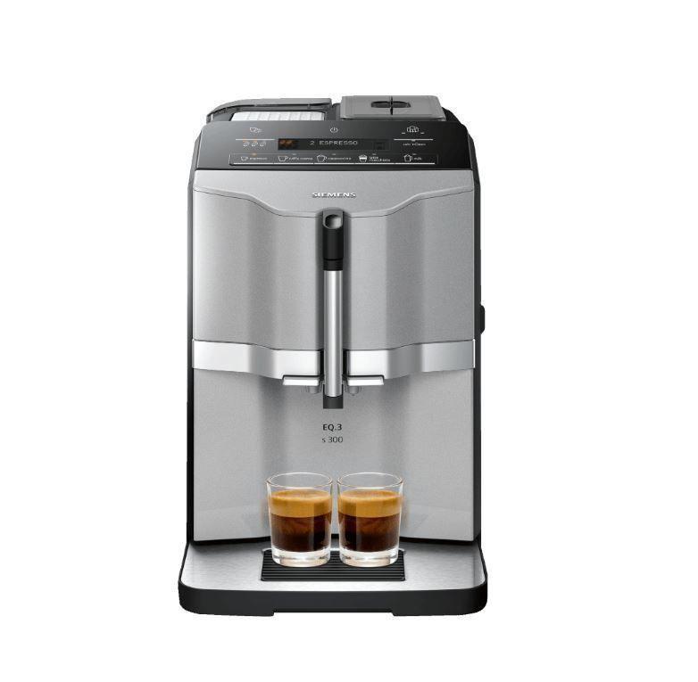 Siemens Ti303503de Eq 3 S300 Kaffeevollautomat Titanium Mit Garantie Neuware Top 제품 믹서기 질감