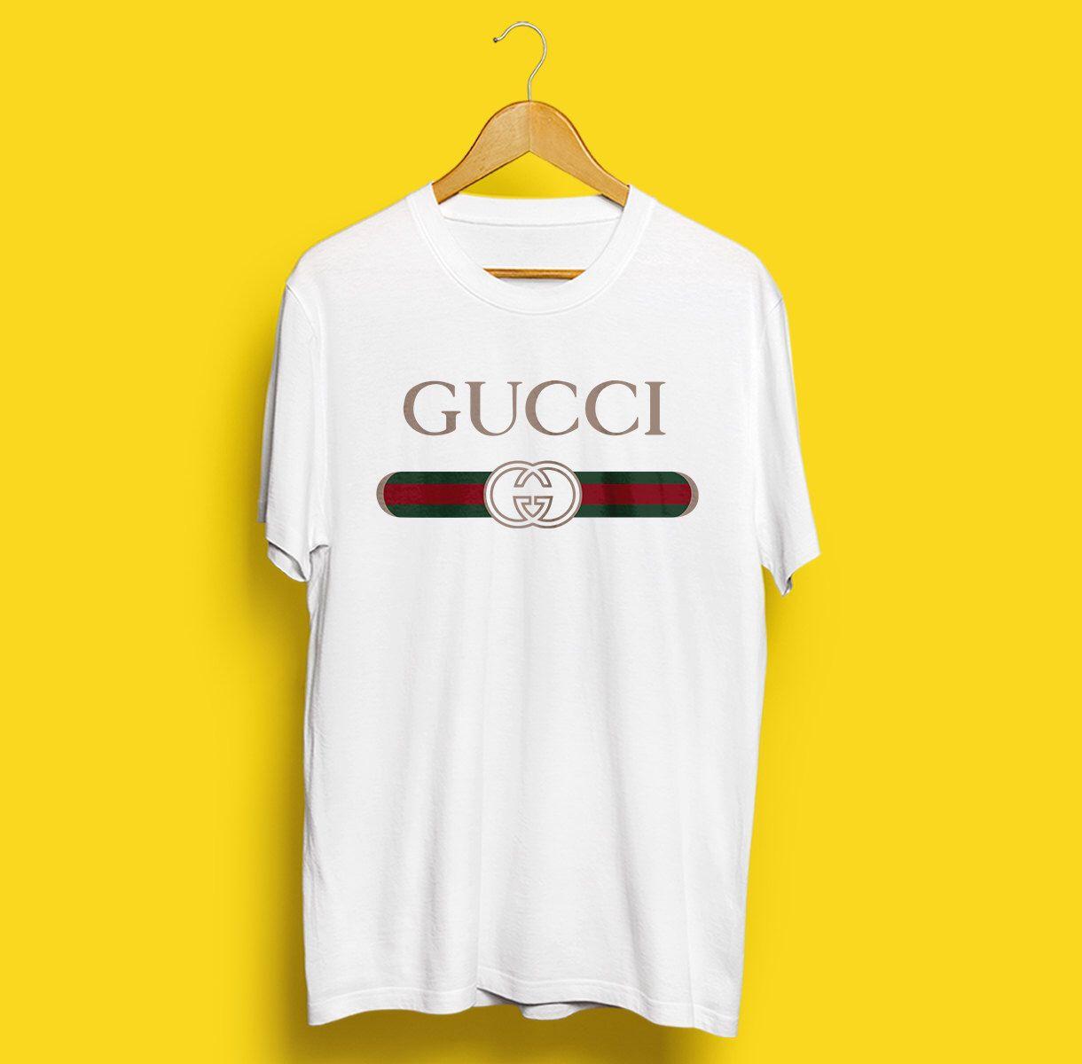 Gucci Inspired Tshirt Chanel Louis Vuitton Supreme Coco