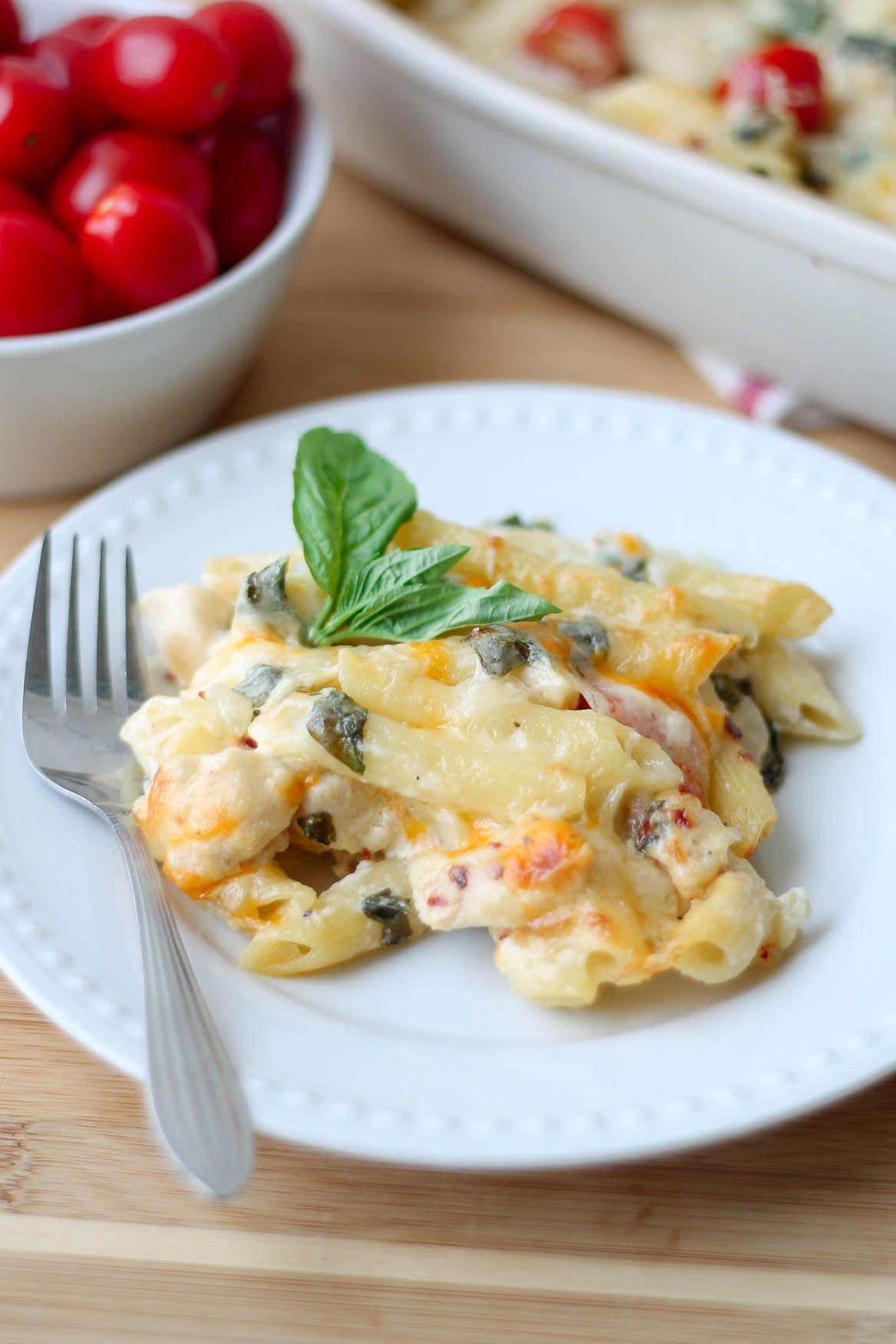 Creamy garden fresh pasta bake gluten free best pasta