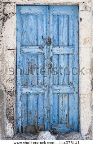 Painted Door Stock Photos Painted Door Stock Photography Painted Door Stock Images Shutterstock Com Deuren Blauwe Deuren Oude Deuren