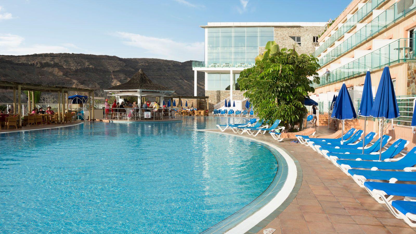 Hoteles de playa todo incluido Beach club resort