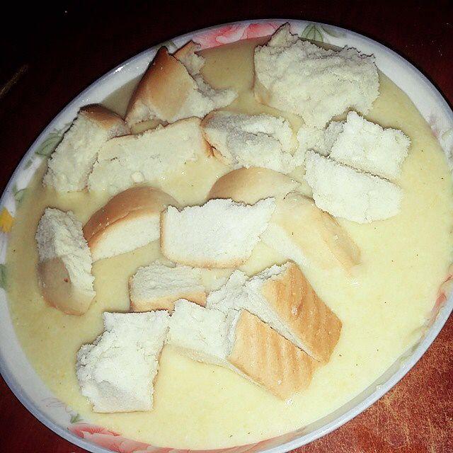 Jamaican Cornmeal Porridge Recipe | Jamaican recipes ...