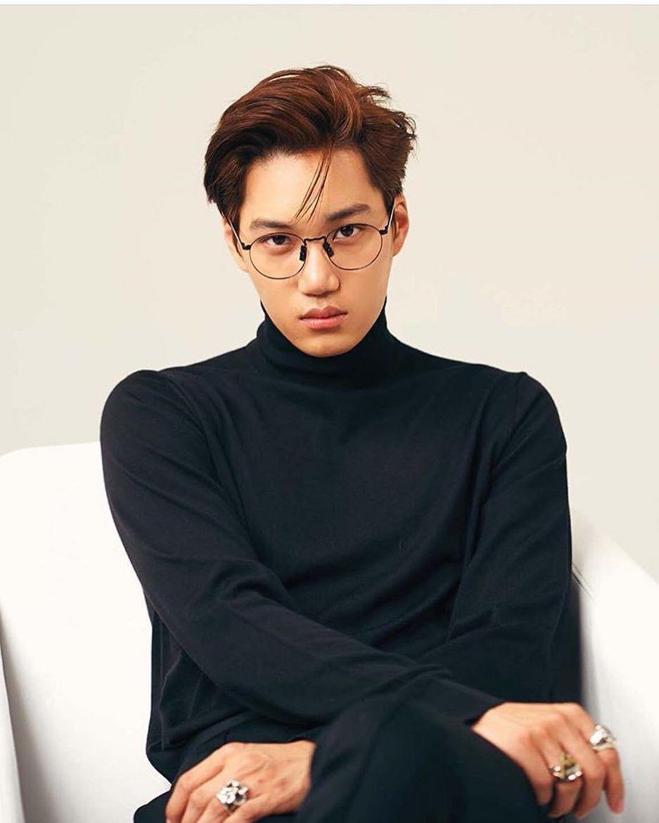 Most Handsome K Pop Male Idols Exo Kai Kim Jong In Kpop K Pop Music K Pop Boy Groups Best K Pop Boy Bands Top K Pop Boy Exo Kai Kim Jong