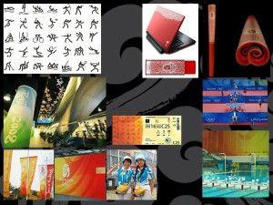 2008 Look dos Jogos Pequim 2008