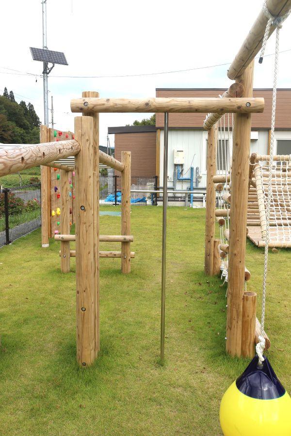 手作り木製ブランコ 鉄棒など本格遊具の通販サイト 自然工房ウッド