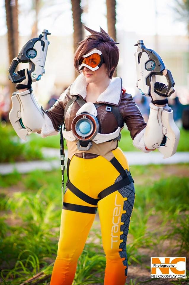 Tracer Cosplay by Sirena Cosplay