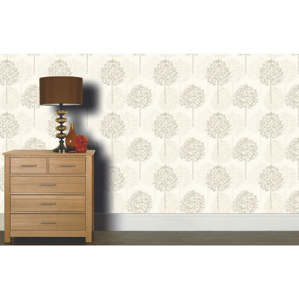 Arthouse Opera Boulevard Wallpaper Neutral 417905 Floral