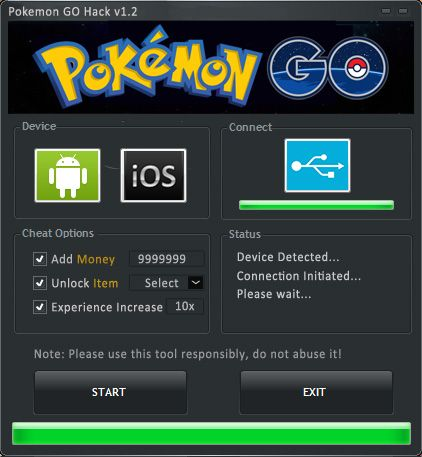 Get Unlimited Coins And Exp In Pokemon Go Pokemon Go Hackstk