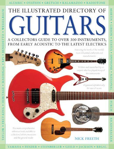 NickFreeths-directory-of-guitars   Best way to learn Guitar