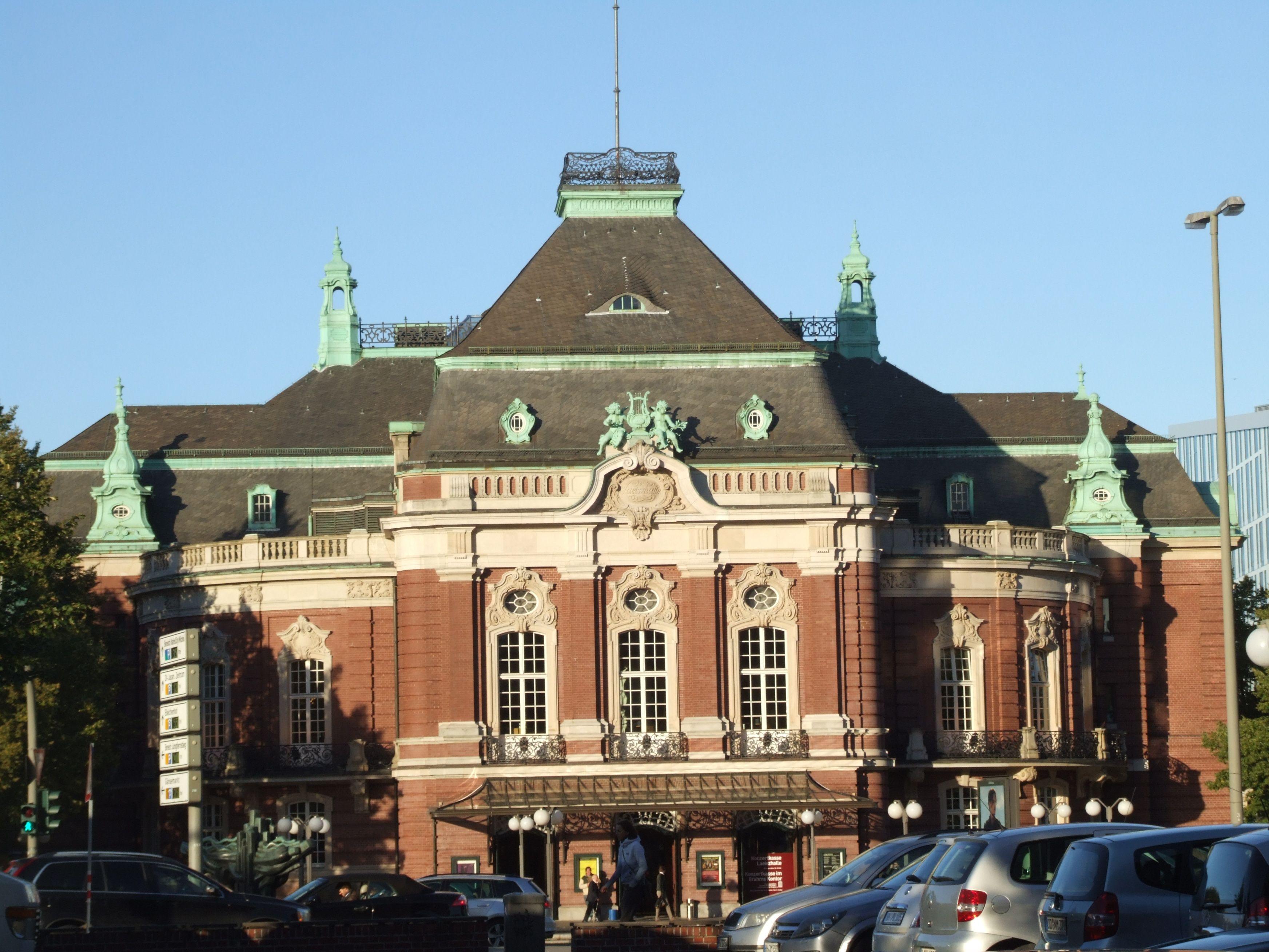 #Laeiszhalle #Hamburg