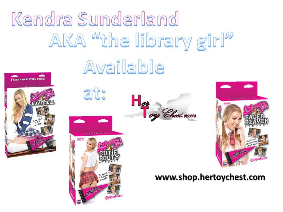 """Need a study partner? """"the library girl"""" Kendra Sunderland is ready to help... www.shop.hertoychest.com"""