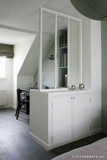 Epingle Par 628159476555 Sur Rangement Verriere Entree Verriere Blanche Glass Door