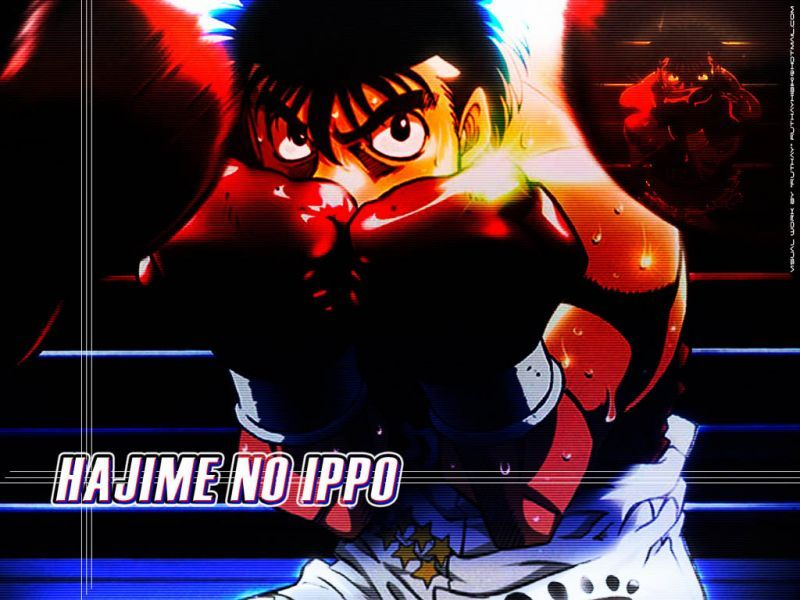 Hajime No Ippo Boxing Anime Tribute Gallery Amv Video Espiritu De Lucha Anime Boxeo