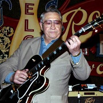 Scotty Moore, Elvis Presley's Groundbreaking Guitarist, Dies at 84 - NBC News