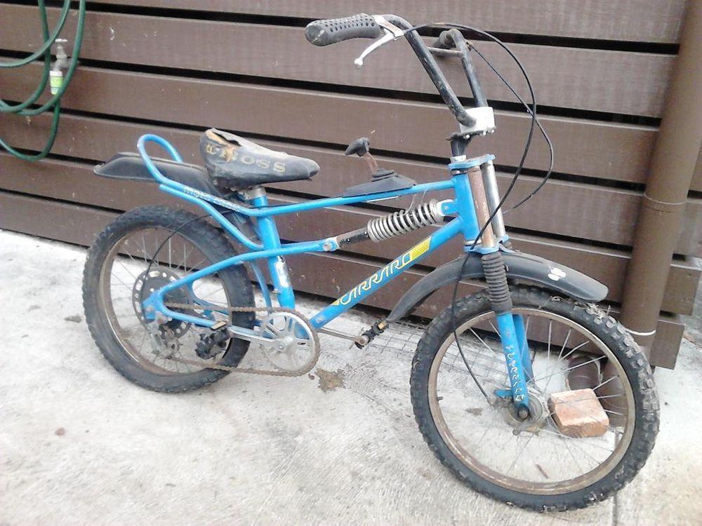 Vintag Carraro 3 Speed Dragster Muscle Bike Old School Bmx Era