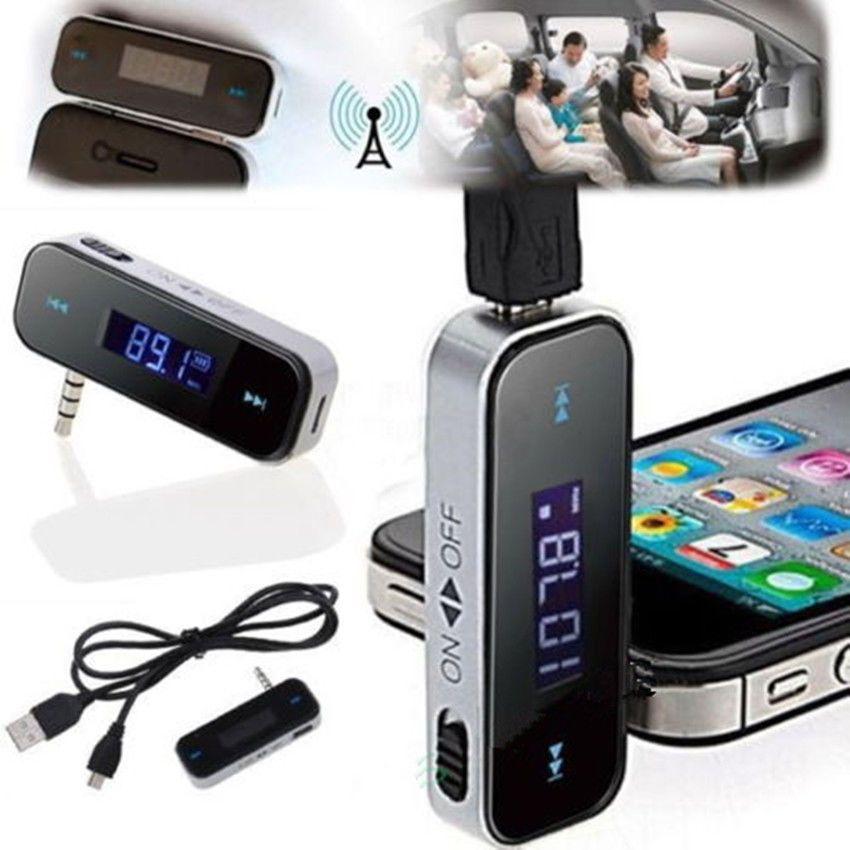 4.79 AUD Wireless 3.5Mm Car Fm Transmitter Radio