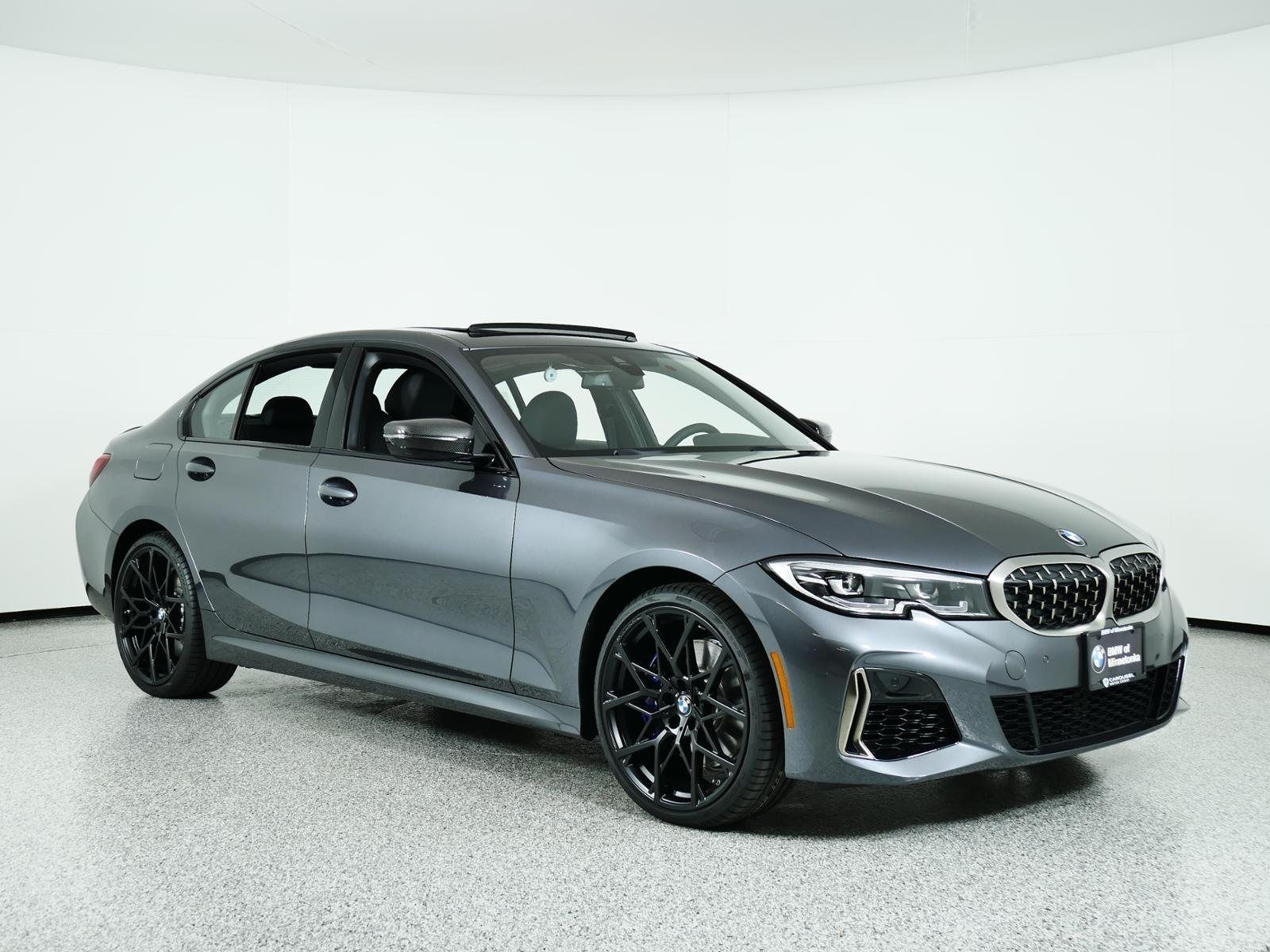 2020 BMW M5 Xdrive Awd Model