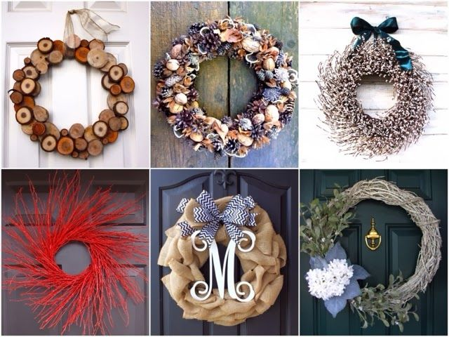 Non Christmas Winter Wreaths.Winter Wreaths Home Decor Wreaths Winter Burlap Wreath