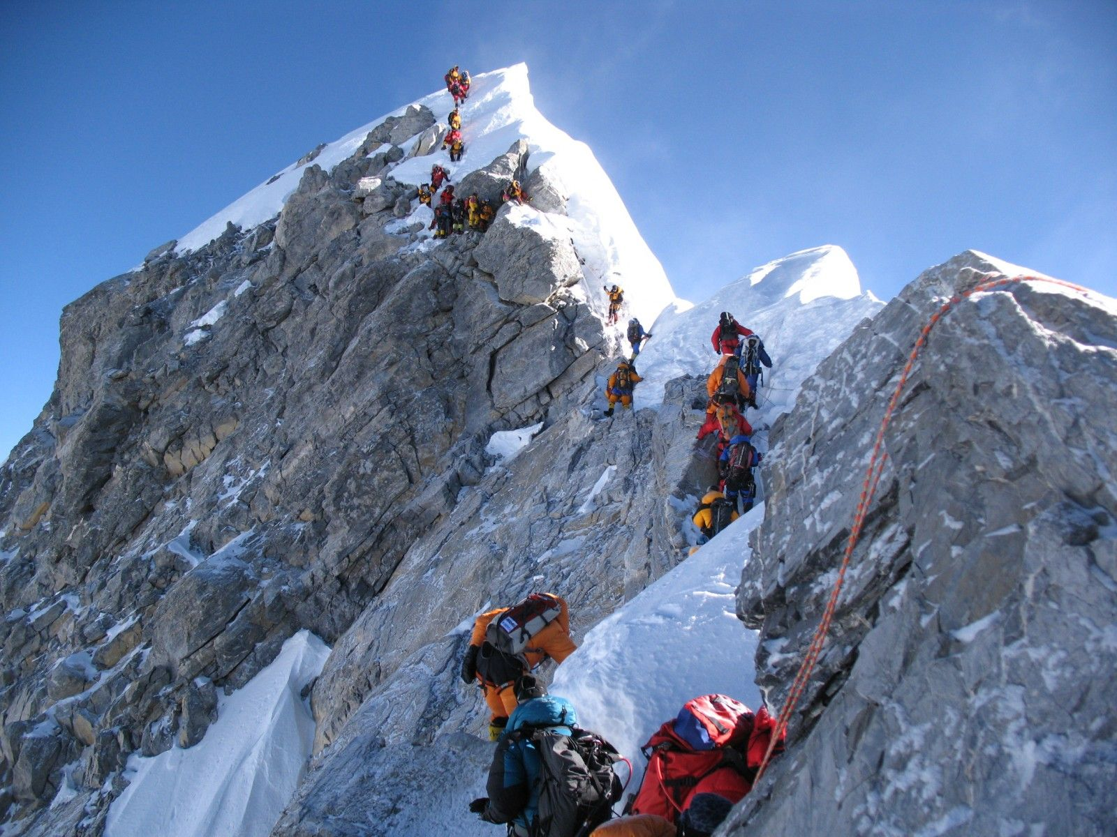 mountain climbing expeditions challenged - HD1600×1200