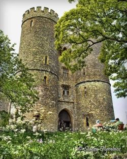 ~Saltwood Castle, Saltwood, Hythe, Kent. England. The castle is known as the site where the plot was hatched to assassinate Thomas Becket and more recently was the home of the late Alan Clark a minister in Margaret Thatcher's government~