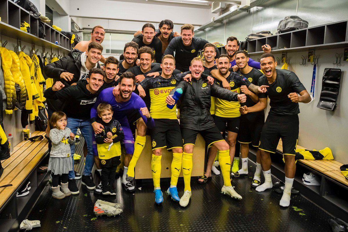 Twitter Borussia