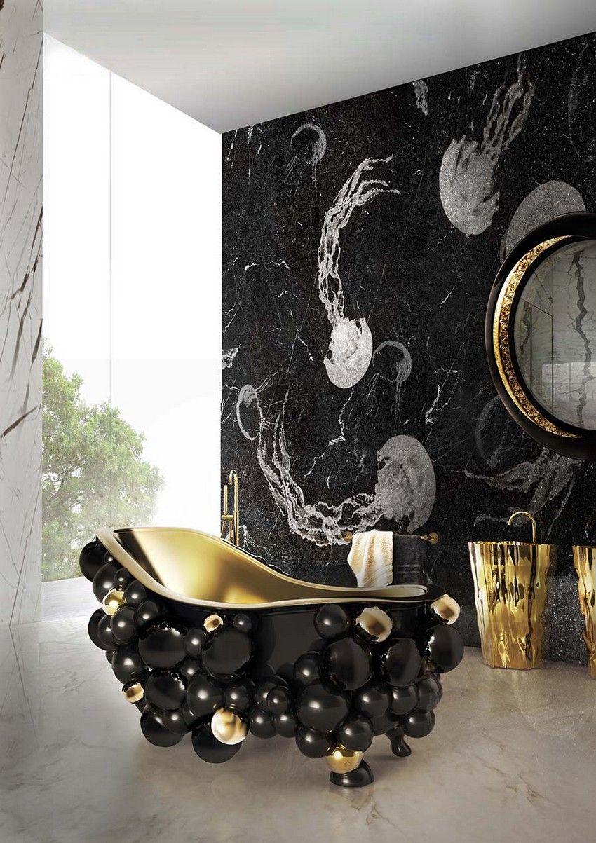 Top 25 Ideen für ein modernes Badezimmer | #luxusmöbel #exklusivesdesign #innenarchitektur #designideen #designinspirationen #designwelt #wohnideen