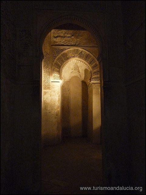 Mihrab Privado del Sultán en la Alhambra Granada