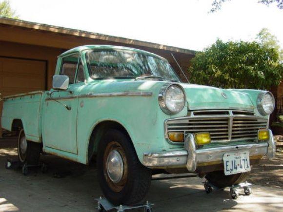 Datsun 320 Pickup UTE Ratrod RAT ROD Retro Vintage in QLD