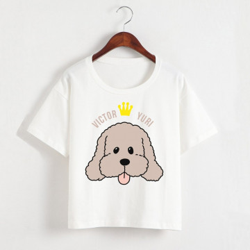 Yuri On Ice Victor Nikiforov Puppy Tshirt Sp179380