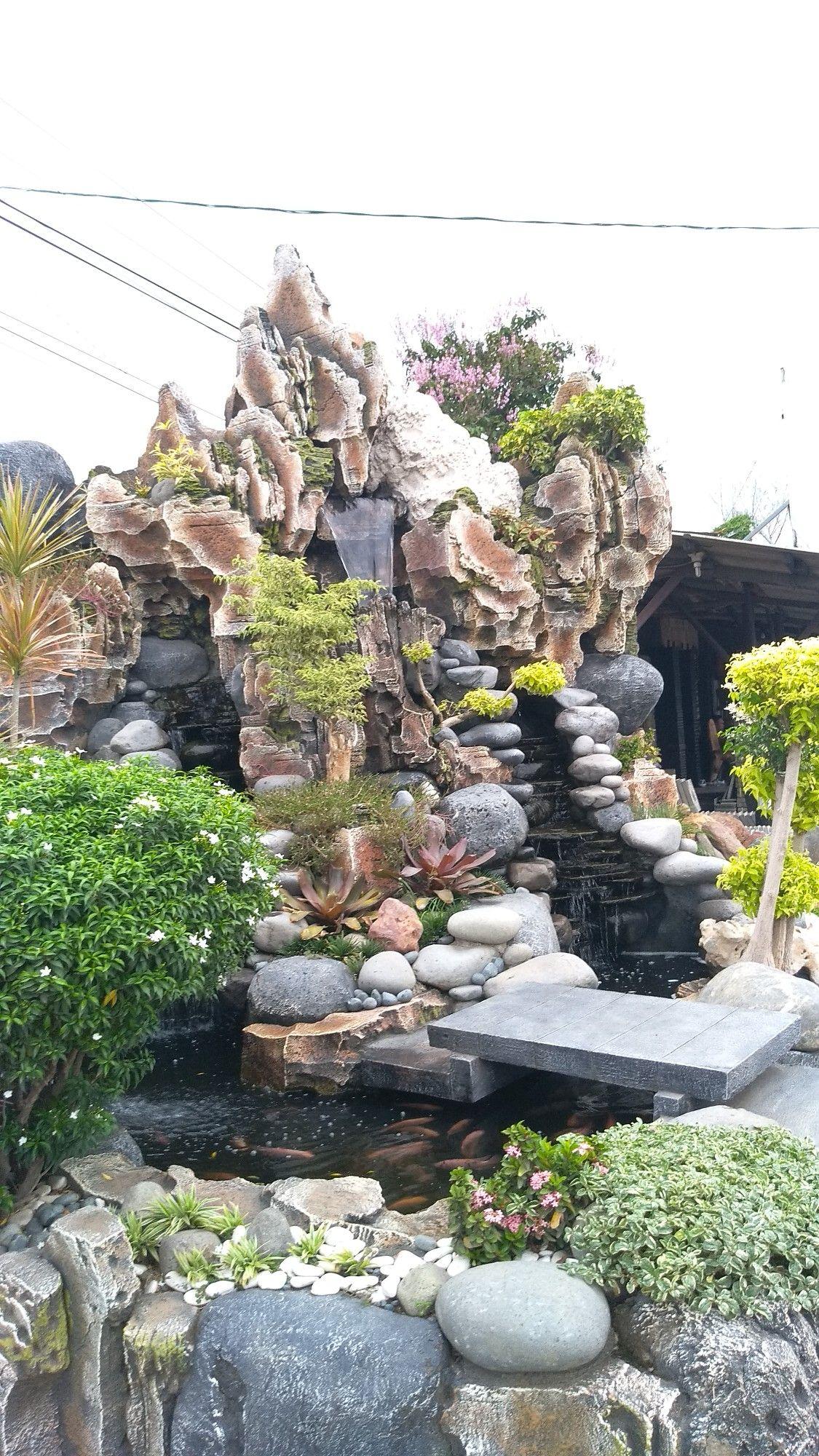Ide Kreatif Taman Dari Barang Bekas