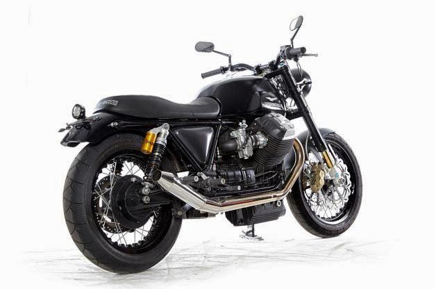 Moto Guzzi V7 12 Radical Guzzi Moto Guzzi Immagini Motociclette