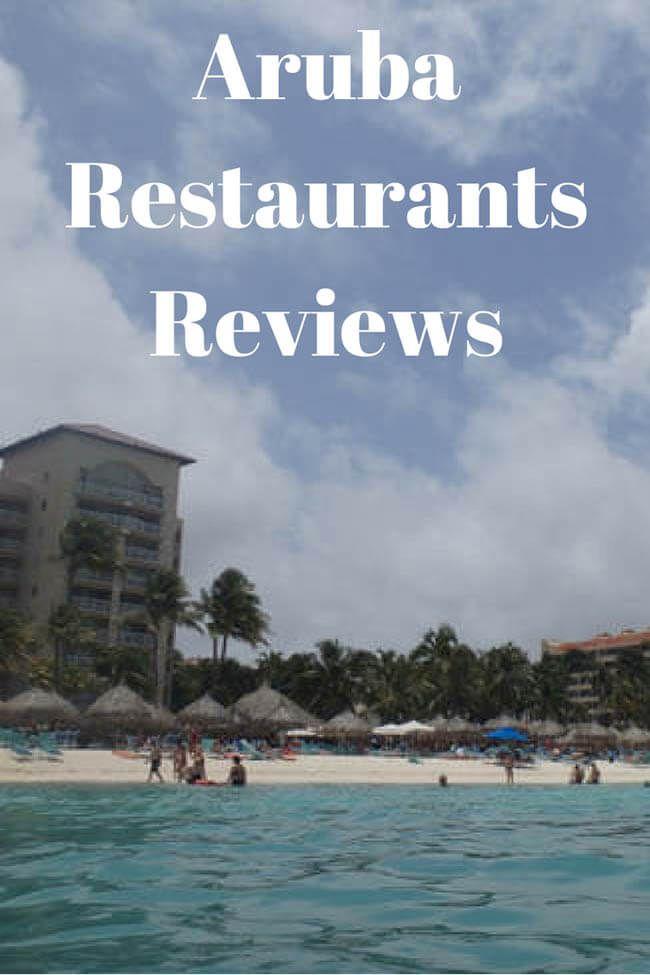 Aruba Travel Dutch Caribbean Island Restaurants