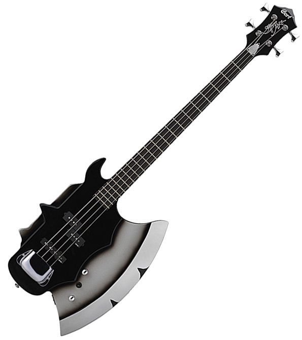 cort gs axe 2 kiss gene simmons signature 4 string electric bass unique design cort. Black Bedroom Furniture Sets. Home Design Ideas