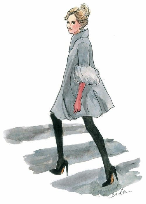 #ilustração #desenhos #arte #illustration #art #moda #fashion #glam #falandodemodaa