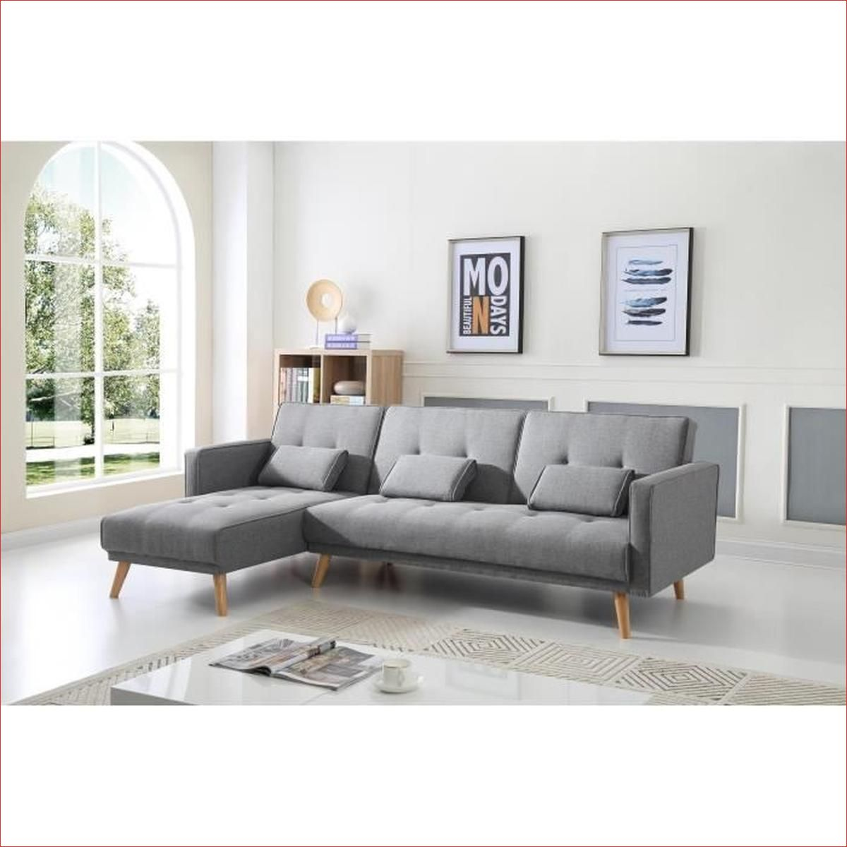 14 Genial Aspen Canape D Angle Reversible Convertible 4 Places Gallery Di 2020