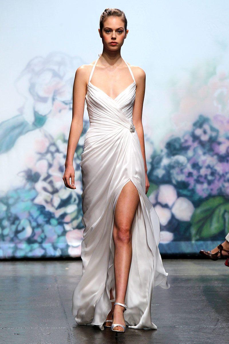 Monique Lhuillier Bridal, otono-invierno 2012 | Things to Wear ...