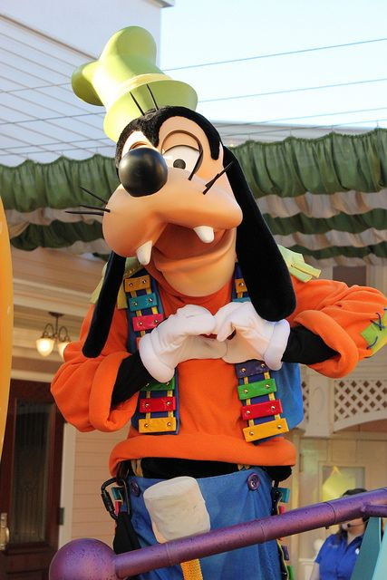 Soundsational - Goofy on Flickr.Goofy you're a sweetheart ♥