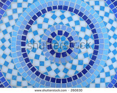 mosaic tile patterns free - Google Search   vorlage mosaik ...