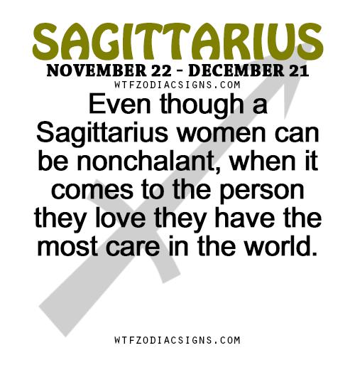 Sagitarius woman in love