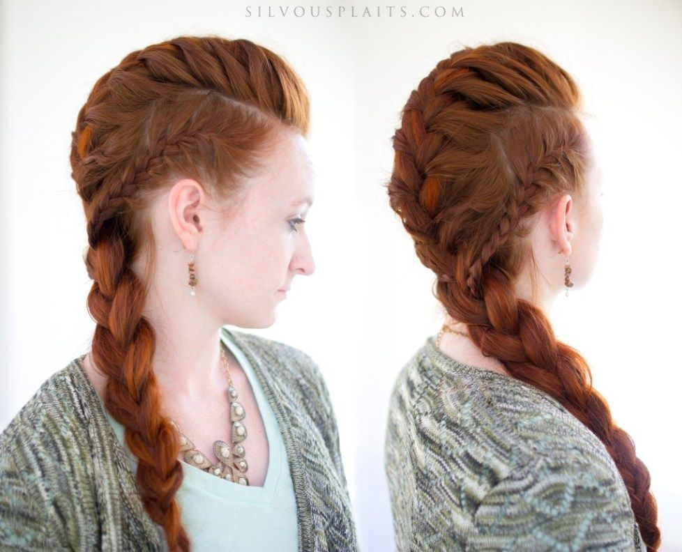 Vikingss3e4 Medieval Hairstyles Hair Styles Viking Hair