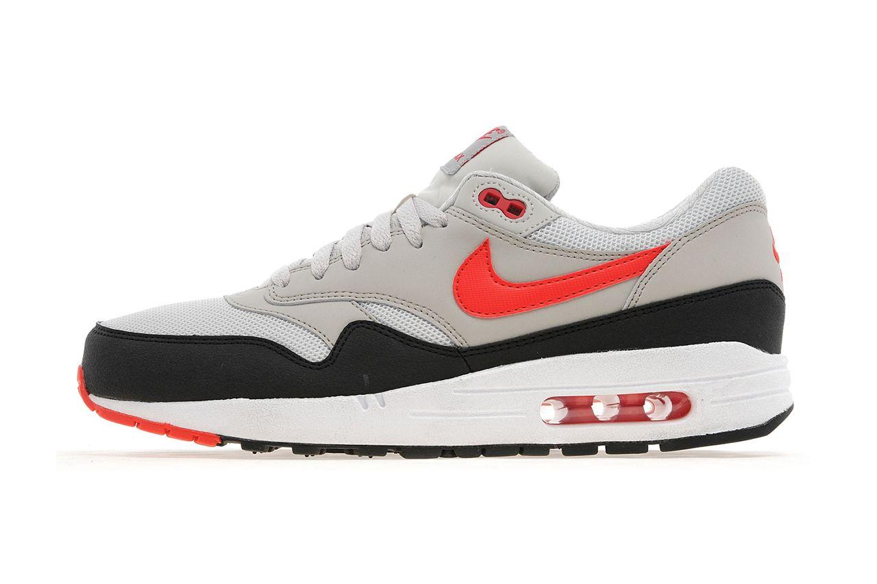 Nike Air Max 1 Light BoneBlack Cherry Red JD Sports