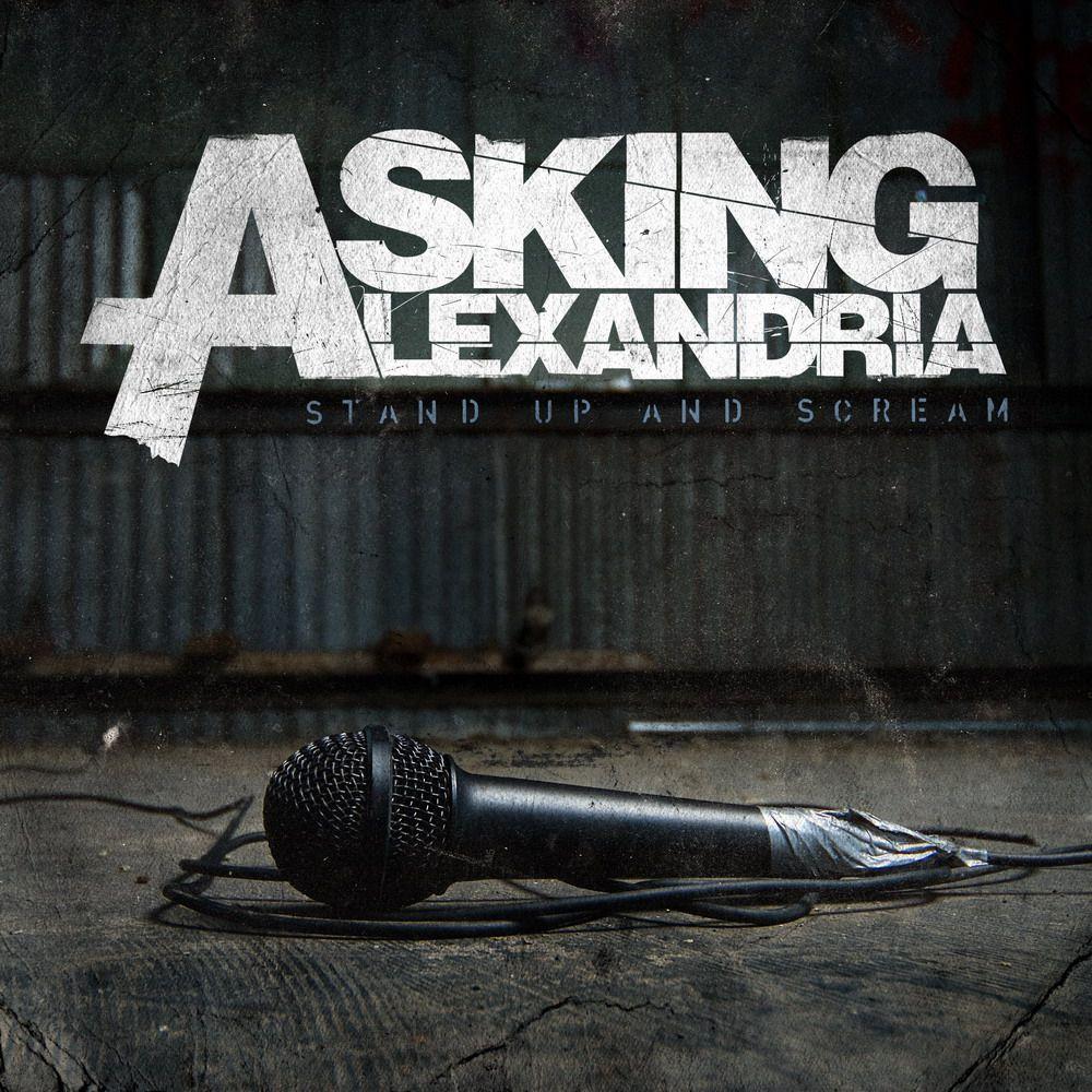 Music Detail Fanart Tv Asking Alexandria Albums Asking Alexandria Stand Up