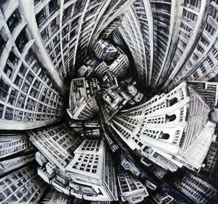 Vertigo Inducing Artwork | Doodlers Anonymous