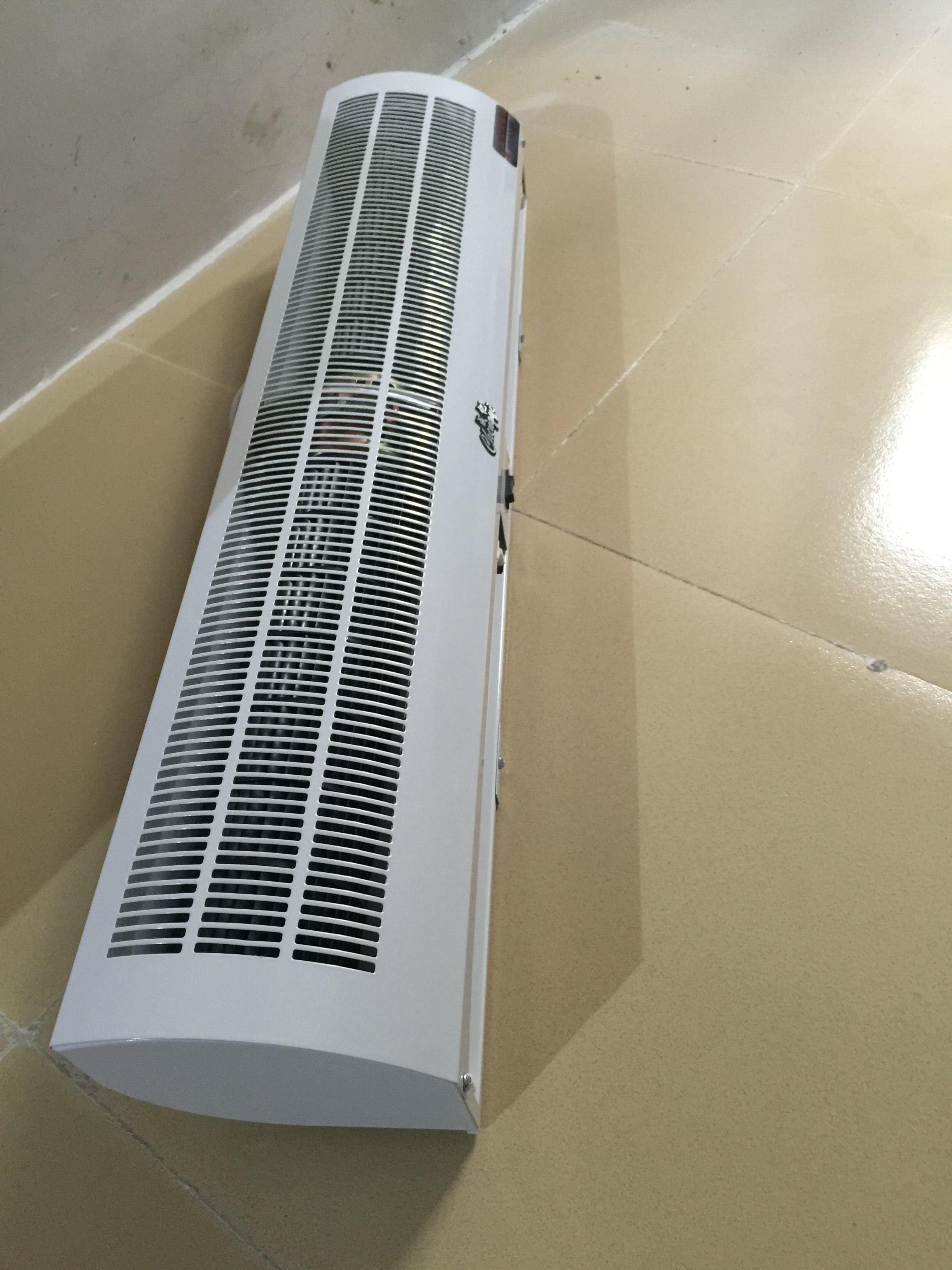 Installing Air Curtain Advantages 1 Prevents Airborne Debris And