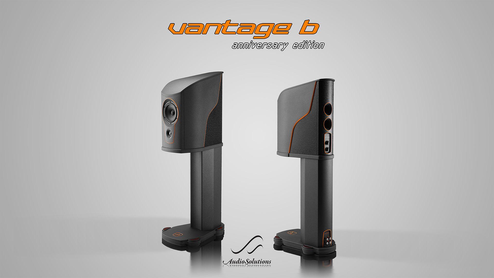 Kết quả hình ảnh cho AudioSolutions Vantage B Anniversary