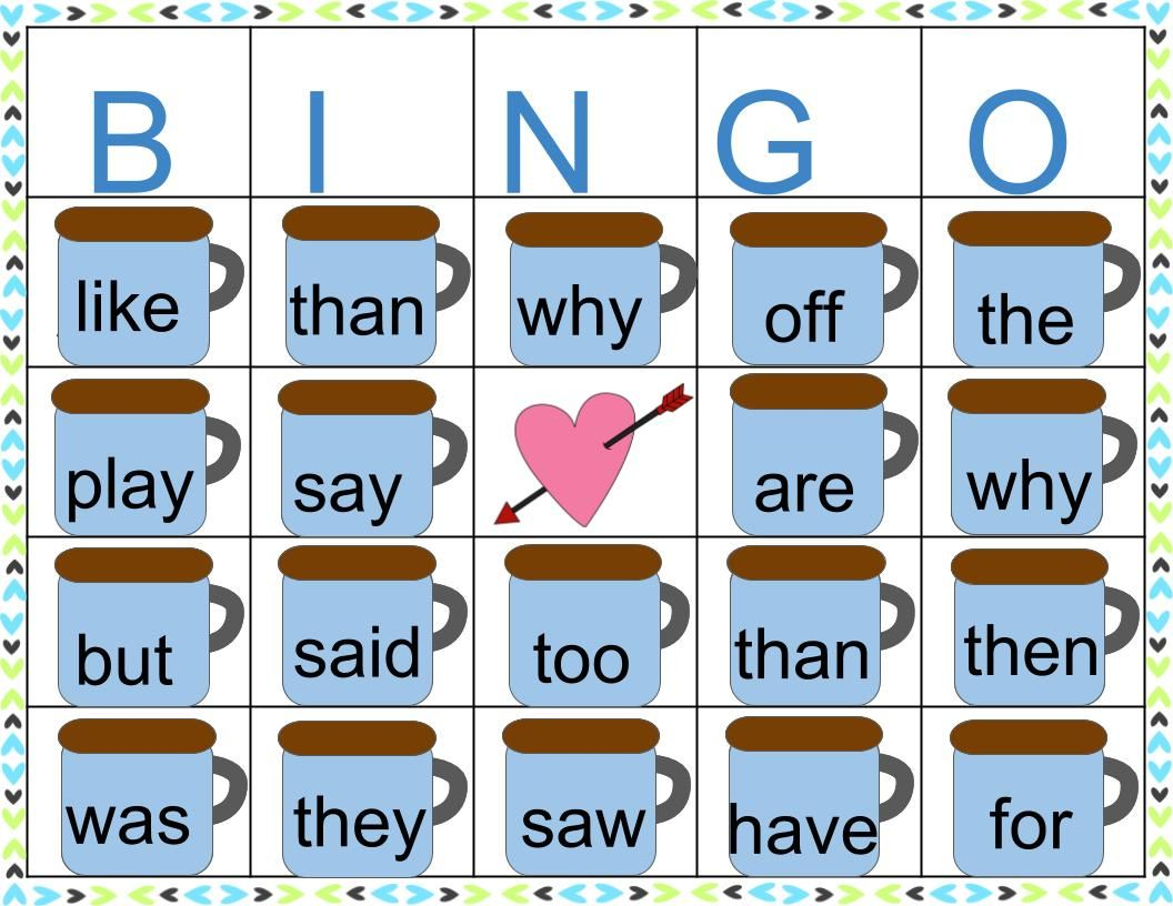 Fun Valentine\'s Day/winter activity to reinforce sight words! Use ...