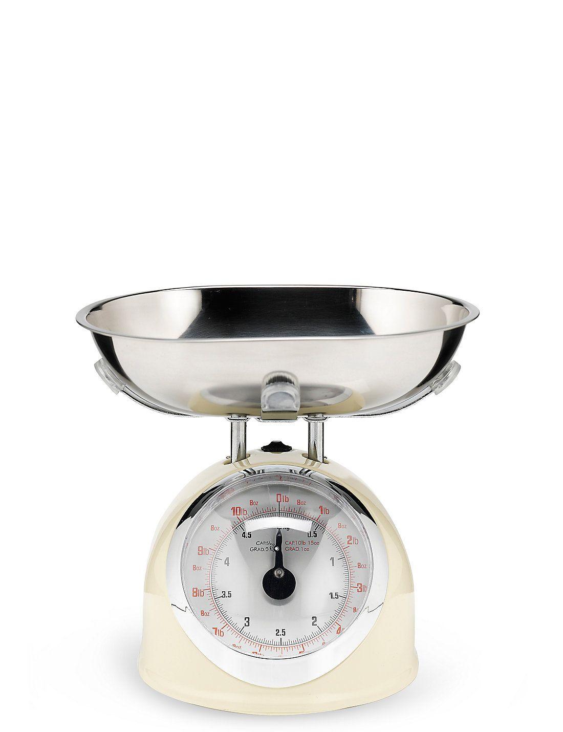 5kg Retro Scales Marks Amp Spencer London Kitchen