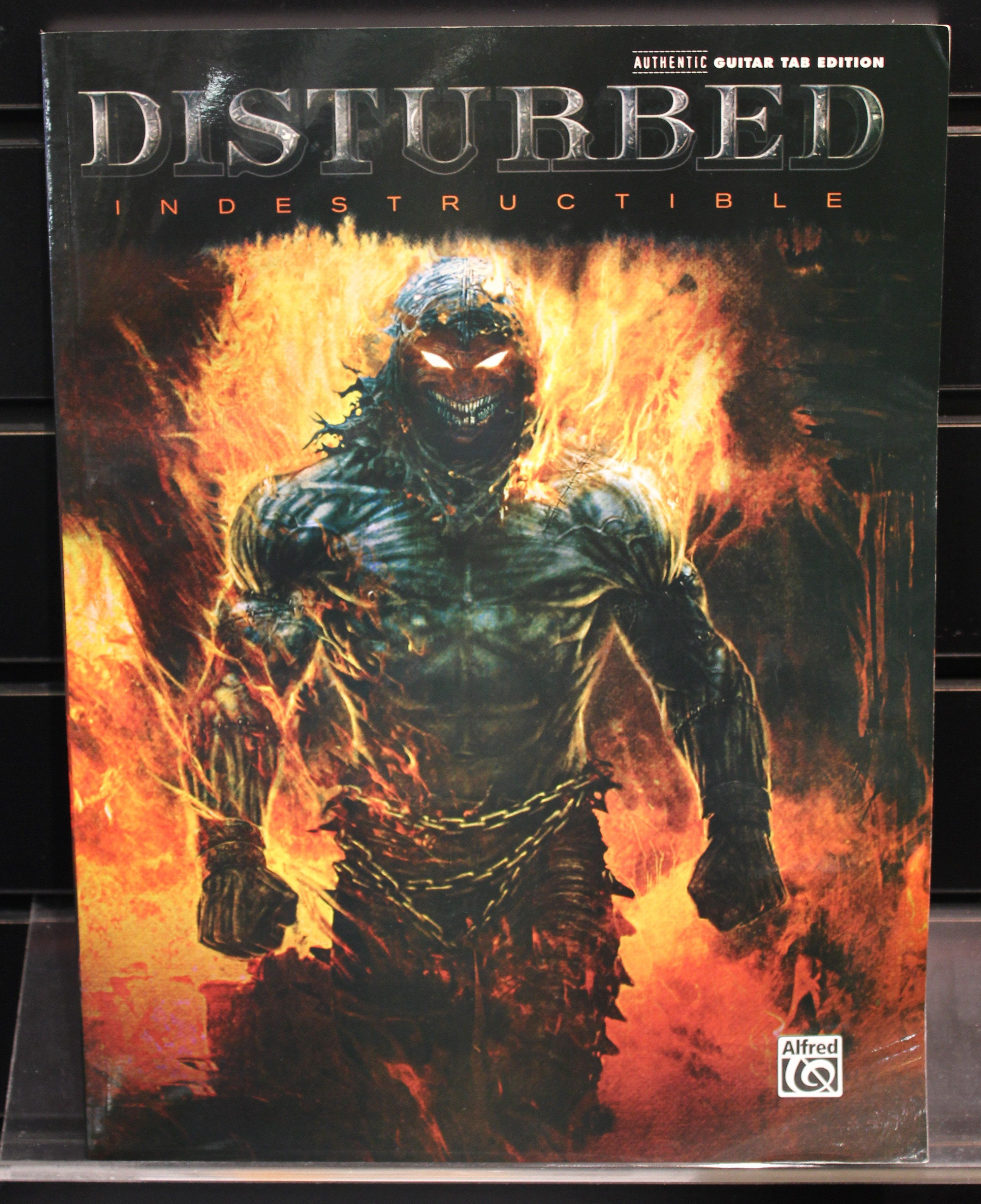 Disturbed Indestructible Limited Edition